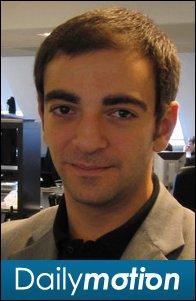 Il est un des deux fondateurs du site Dailymotion, une succès story française dans la vidéo sur internet :