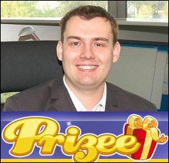 Il est le créateur de Prizee.com, l'un des plus gros sites de jeux gratuits en France :