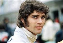Belle  gueule  du sport français , surnommé  Le Prince , ce pilote est mort en 1973 sur le circuit de Watkins Glen lors des essais qualificatifs du Grand Prix des États-Unis :