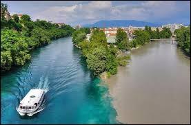 Quel fleuve ne coule pas dans une de ces capitales ?