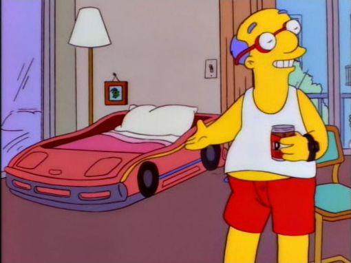 Les Simpson : la famille Van Houten