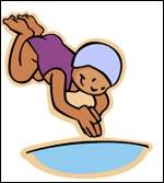______, la maîtresse nous CONDUIRA à la piscine.
