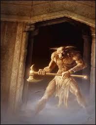 De cette union contre-nature naquit un monstre : le Minotaure. A quoi ressemblait ce monstre mi-homme, mi-taureau ?