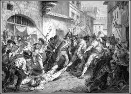 Comment a-t-on appelée la politique d'épuration menée par les ultras à l'encontre des militaires et des fonctionnaires qui avaient facilité le retour de Napoléon ?