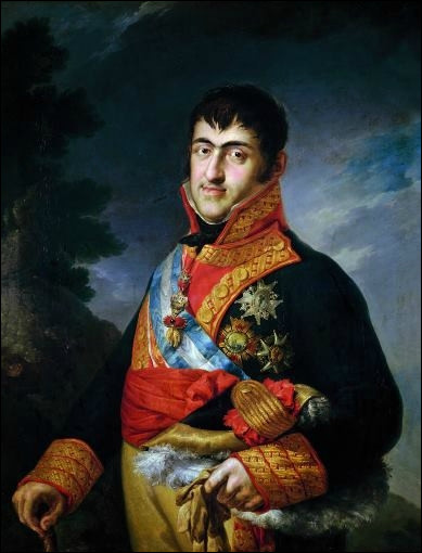 Dans quel pays Louis XVIII fait-il intervenir l'armée française en 1823, pour rétablir la monarchie absolue de Ferdinand VII ?