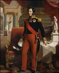Louis XVIII finit par mourir de la gangrène en 1824. Son frère lui succède sous le nom de :
