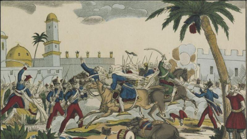 Le 5 juillet 1830 la prise de quelle ville marque le début de la colonisation de l'Afrique du Nord ?