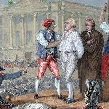 Quel était son lien de parenté avec Louis XVI, guillotiné 21 ans auparavant sous la Révolution ?