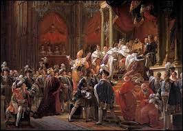 Comment a-t-on qualifiée la 1re assemblée dominée par une écrasante majorité de députés ultra-royalistes ?