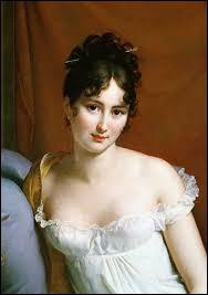 Quelle femme de lettres a tenu à partir du Directoire un salon mondain réunissant les grandes célébrités du monde politique, littéraire et artistique ?