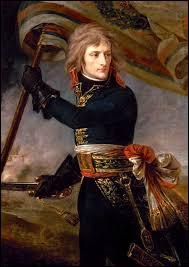 Le régime mena une politique expansionniste qui conduisit à des guerres contre l'Autriche et l'Angleterre. Laquelle de ces batailles Napoléon Bonaparte n'a-t-il pas remportée durant la 1ère campagne d'Italie (1796-1797) sous le Directoire ?