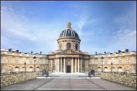 Quelle institution crée en 1795 rassemble les élites scientifiques, littéraires et artistiques de la nation ?