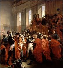 La misère, les inégalités sociales, les oppositions royalistes et jacobines font que le régime, très impopulaire, sombre inexorablement. Quel coup d'Etat du 9 novembre 1799 organisé par Sieyes conduira au Consulat et l'avènement de Napoléon Bonaparte ?
