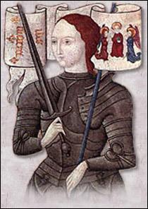 Jeanne d'Arc était bergère.