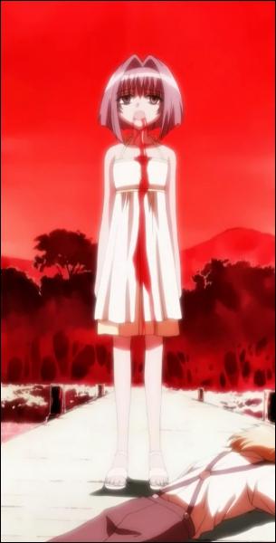 Pourquoi Karin refoule-t-elle son sang ?