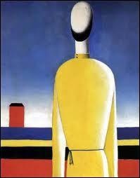 Qui a peint 'Torse à la chemise jaune' ?
