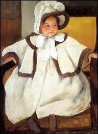 Qui a peint 'Ellen avec un manteau blanc' ?