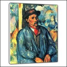 Qui a peint 'Paysan en blouse bleue' ?