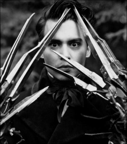Quel(le) a été la série ou film dans lequel Johnny Depp a joué son premier rôle ?