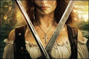Dans le quatrième film de Pirates des Caraïbes, avec quelle actrice a-t-il joué principalement ?
