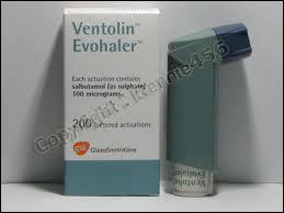 Pour quel traitement la Ventoline est-elle prescrite ?