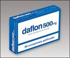A quelle occasion le Daflon est-il prescrit par votre médecin ou conseillé par votre pharmacien ?
