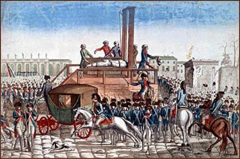 À quelle date précise Louis XVI fut-il exécuté ?