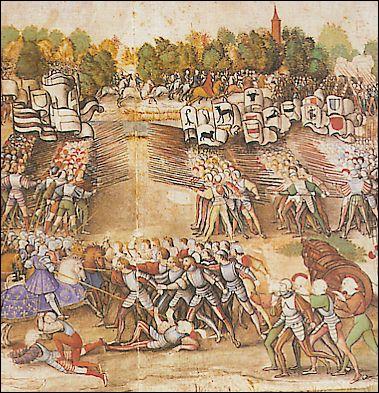 Quand a eu lieu la bataille de Marignan ?