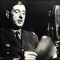 Quand De Gaulle a-t-il lancé son appel aux Français, depuis Londres ?