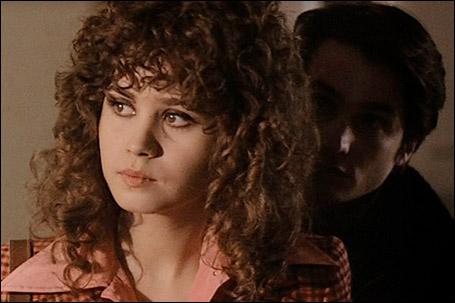 Actrice française , fille de Daniel Gelin ... . .
