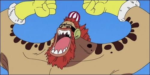 Dans quel round du Davy Back Fight voit-on Big-Pan, membre de l'équipage de Foxy ?