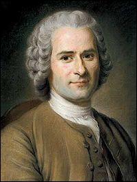 Je suis né en 1712, en Suisse, j'ai écrit 'Les Confessions' ou bien 'Le contrat social, essai de philosophie politique'. Qui suis-je ?