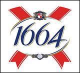 Quelle brasserie propose la 1664 ?