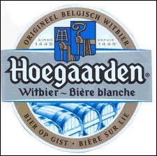 Comment sont les verres de la blanche de Hoegaarden ?