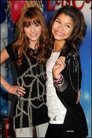 Où sont allées Bella et Zendaya ?