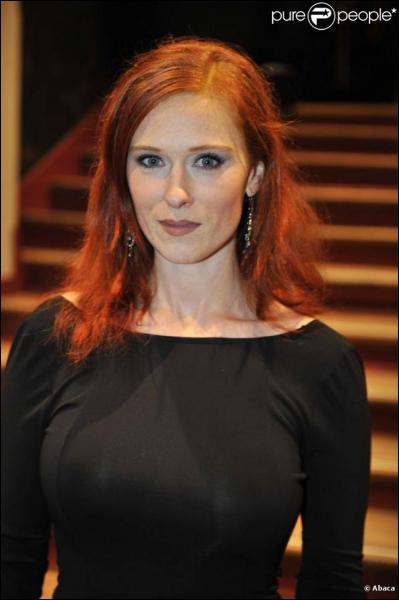 Quel personnage l'actrice Audrey Fleurot incarne-t-elle ?