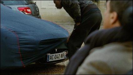 Quelle est la marque de la voiture de Philippe ?