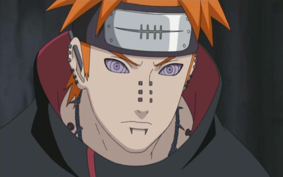 Les personnages de l'Akatsuki en photos