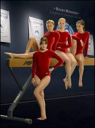 Pour quel championnat les filles s'entraînent-elles ?