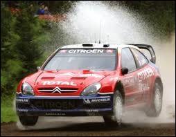 Dans quel rallye a t-il remporté toutes les spéciales chronométrées en 2005 ?