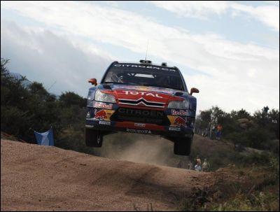 Combien de rallyes remporte-t-il lors de sa saison 2008 ?