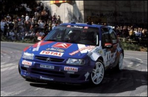 Dans quel rallye a-t-il couru pour la 1er fois en championnat WRC en 1999 ?