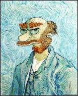 Qui est le véritable auteur de ce tableau parodique de Willy le jardinier ?