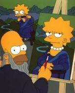 Les plus célèbres tableaux parodiés par les Simpson