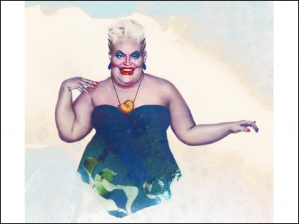 Et enfin quel est le nom de cette méchante femme, que l'on retrouve dans La Petite Sirène ?