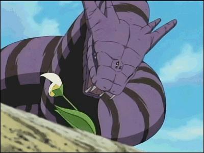 Sasuke est incapable d'invoquer des serpents.