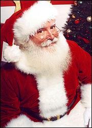 Je suis celui qui donne des cadeaux aux enfants ayant été sages. Qui suis-je ?
