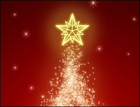 J'ai une forme géométrique, je brille et je suis au sommet du sapin de Noël. Que suis-je ?