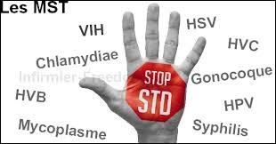 Quel terme ne désigne pas une maladie sexuellement transmissible (MST) ?