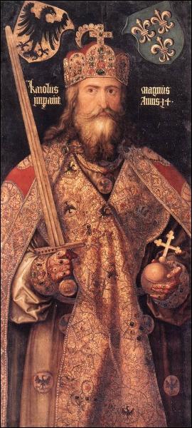 La capitale de Charlemagne était Aix-la-Chapelle. Cette ville se situe en...